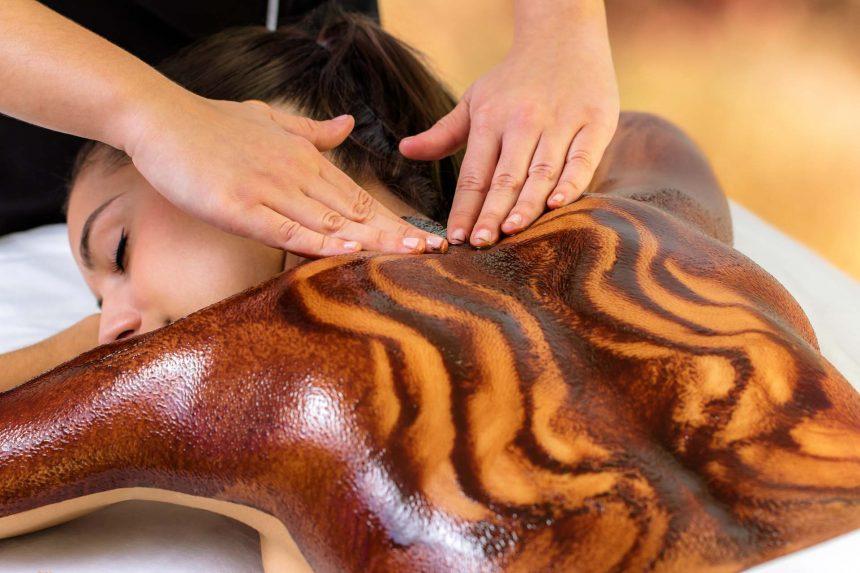 E2. Chocolate-Rücken-Massage