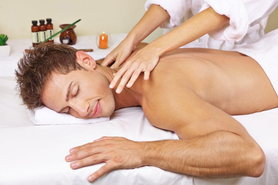 W6. Exklusives Wellness-Feeling für den Herren